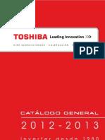 Toshiba 2012-13