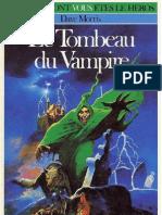 Dragon d'or 1 - Le Tombeau Du Vampire