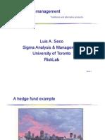 Investment Risk Management Slides
