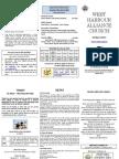 West Harbour Alliance Church Newsletter - 03 March 2013