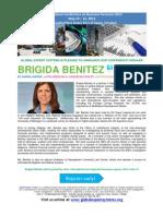 Caribbean Conference on Business Forensics 2013 BIO BRIGIDA BENITEZ