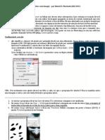 Analisando Area Foliar Com ImageJ - JAN 2012