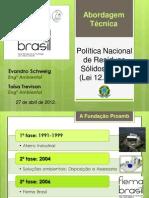 Seminário de Legilação Ambiental 2012