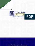 Al-Mahdi Hawza - UK Syllabus