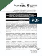 Tdr II Convocatoria 608 de Consolidacion