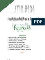 Funcionamiento Del Endotelio en La Hemostasia
