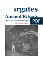 Horn Thomas Stargates Ancient Rituals and Those Invited Through the Portal