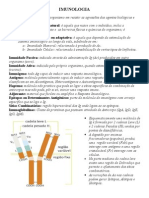 Imunologia Aula 1