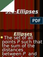 9.4 Ellipses