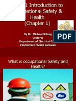 Introduction To Occupational Safety & Health [1]