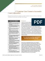 Cisco IT Case Study