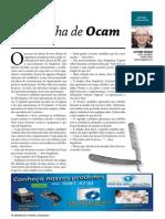 A NAVALHA DE OCAM - HISTÓRIAS DE SIMPLORIM - POR ASTÊNIO ARAÚJO