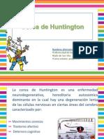 Corea de Huntington