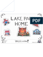 MDT Lake Park Design Plan