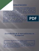 Mercadotecnia La evolución de la Mercadotecnia en la empresa2.pptx