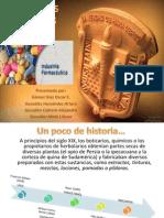 Industria farmacéutica (TERMINADA)