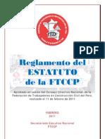 Reglamento Del Estatuto_ 12.09.2012