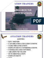 air-ground-integration