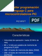 Curso de Lenguaje C Para PIC