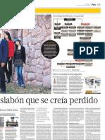 Los Ramos Titu Atauchi, el eslábon que se creía perdido (pagina 2)