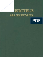 Ars Rhetorica (Kassel Ed)