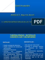9.Aspectos Estructurales de Tuberias Rigidas