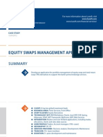 Case Study Equity Swaps Management Banking Luxoft for a Top10 Global Investment Bank