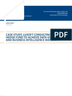 Case Study Luxoft Consulting Helps a Hedge Fund It Consulting Luxoft for Data Dependent Hedge Fund