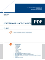 Case Study Performance Practice Mentoring Performance Engineering Luxoft for Leading Developer of Ecommerce