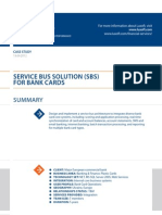 Case Study Service Bus Solution Banking Luxoft for European Commercial Bank