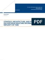 Case Study Strategy Architecture It Consulting Luxoft for Financial Services Information Providers