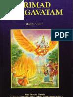 Srimad Bhagavatam Canto 5 (anteprima)