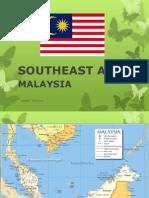 Southeast Asia Malaysia