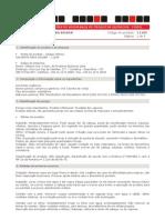 SolventeparaSolder J.1105 FISPQ