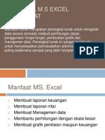 Mengenal M.s Excel 2007