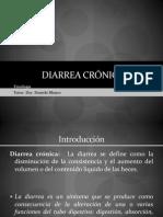 Diarrea Cronica Presentacion