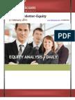 Equity newsletter 27Feb2013