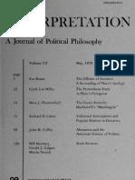 Interpretation, Vol. 7-2