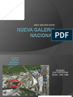 Nueva Galeria Nacional