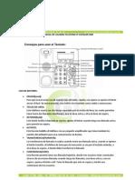 Manual de Usuario Gxp1400