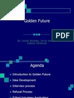 Golden Future Presentation