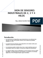 Conexion de Sensores Industriales