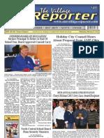 The Village Reporter - February 27th, 2013