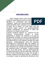 Resumen de Bioetica