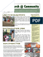 Tuao Newsletter February 2013