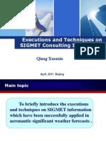 SIGMET Analysis