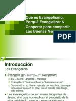 01. Qué es Evangelismo (Seminartio Cafetero AD)