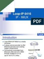 Ip6416 Ip Mux
