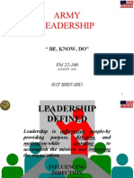 army-leadrship-be-know-do