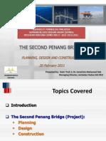 the second penang bridge